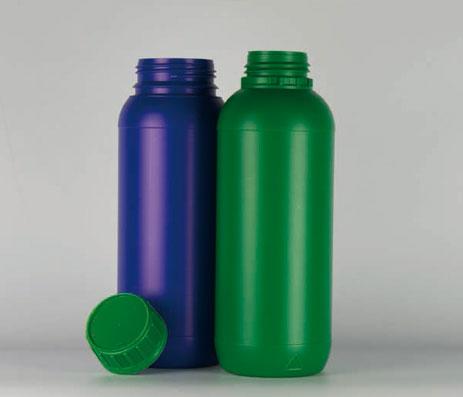 Envases de colores