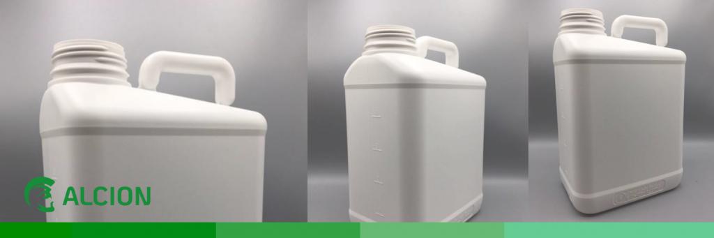 fluoracion por plasma - inoovación envase plástico fabricantes - modelo 813