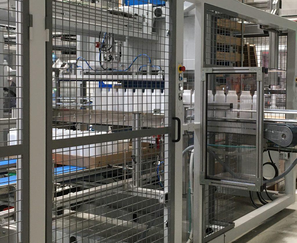 nueva maquinaria fabricación de envases plásticos - ALCION 75 años