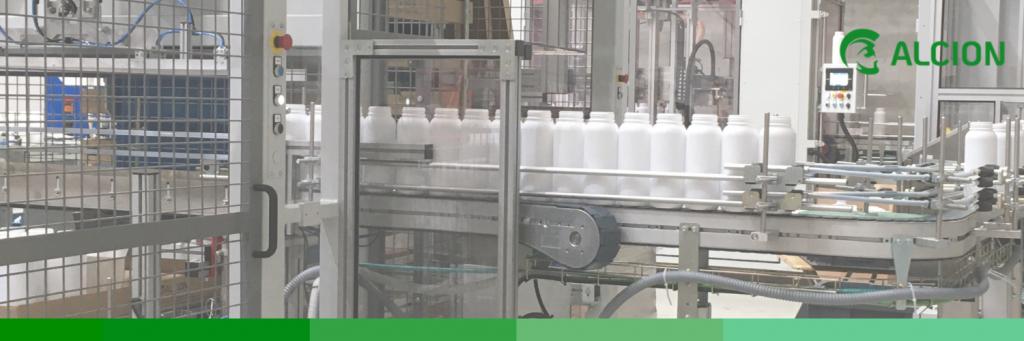 fabricación de envases plásticos - ALCION 75 años