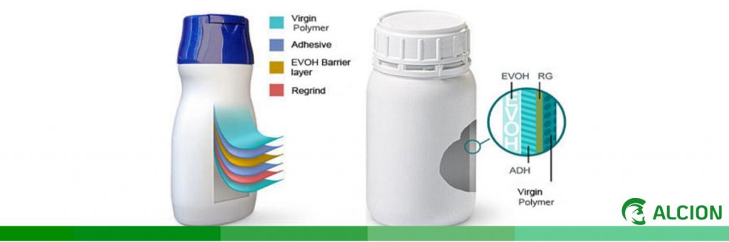 COEX plastic packaging vs HDPE plastic packaging