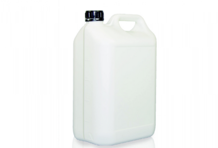 plastic packaging for detergents
