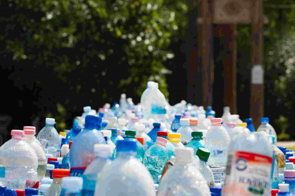 envases plásticos reciclables